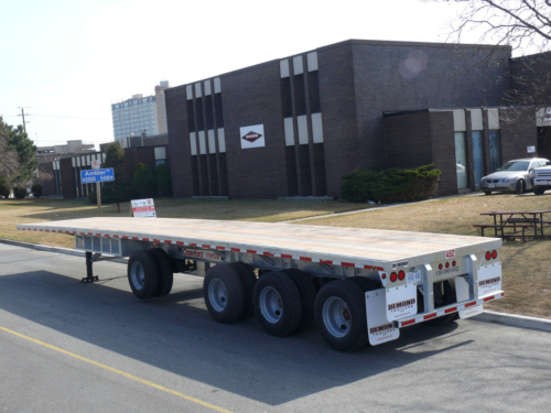 4 Axle Flatbed