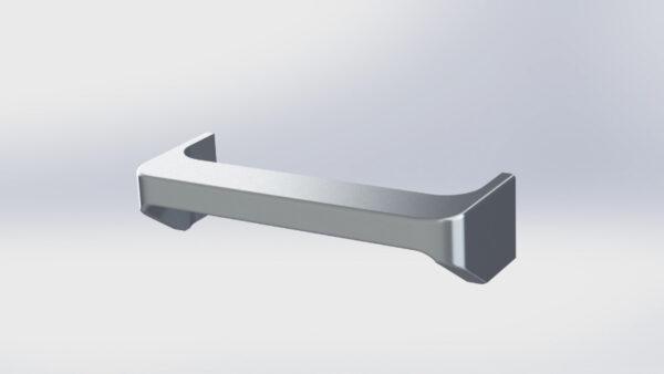 Aluminum Cast Step