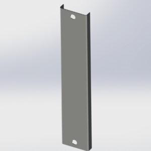 Polished Rear Post